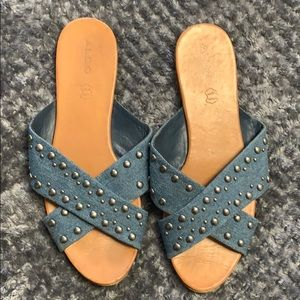 Aldo jean sandals